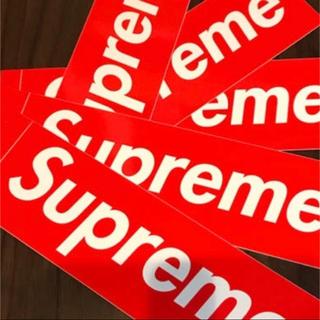 シュプリーム(Supreme)のSupreme ステッカー 国内正規品 カスタム オリジナルケース (トラベルバッグ/スーツケース)