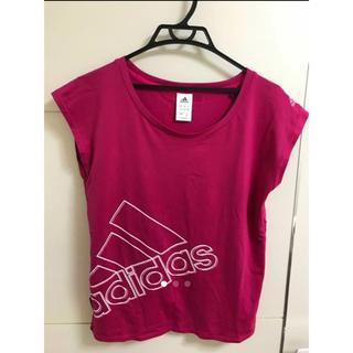アディダス(adidas)のアディダス レディース Tシャツ(ウェア)