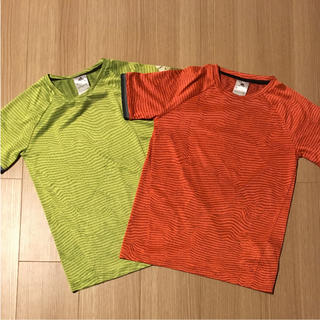 アディダス(adidas)のadidas Tシャツ 140 2枚セット(ウェア)