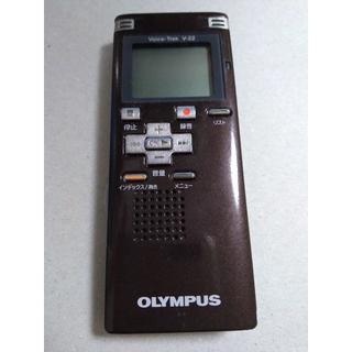 オリンパス(OLYMPUS)のボイスレコーダー オリンパス V22(ポータブルプレーヤー)