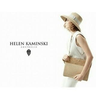 ヘレンカミンスキー(HELEN KAMINSKI)のヘレンカミンスキー opesa(麦わら帽子/ストローハット)