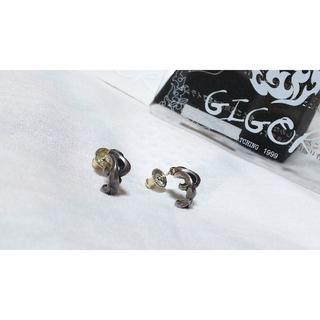 ジゴロウ(GIGOR)の正規 GIGOR ジゴロウ GARDEN series ラプトピアス 左右セット(ピアス(両耳用))