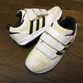 アディダス(adidas)のadidas アディダス キッズ スニーカー 運動靴 ランニングシューズ(スニーカー)