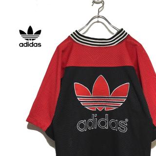 アディダス(adidas)の adidas アディダス 90s メッシュ Tシャツ(Tシャツ/カットソー(半袖/袖なし))