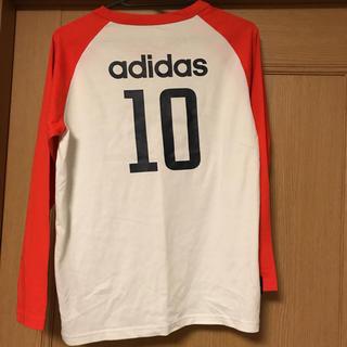 アディダス(adidas)のアディダス ロンT(Tシャツ/カットソー)