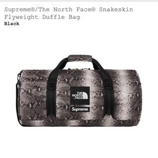 シュプリーム(Supreme)のSupreme north  face ダッフルバッグ(ドラムバッグ)