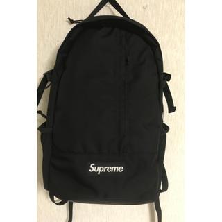 シュプリーム(Supreme)のSupreme 18ss バッグパック(バッグパック/リュック)