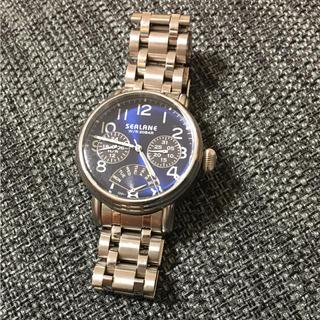 シーレーン(SEALANE)のSEALANE SE45(電池交換要)(腕時計(アナログ))