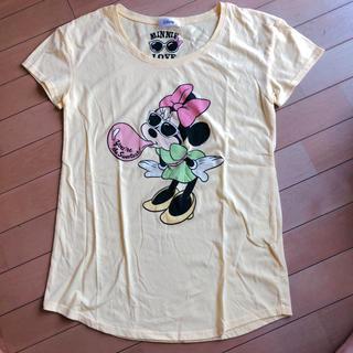 シマムラ(しまむら)のミニーちゃん Tシャツ(Tシャツ(半袖/袖なし))