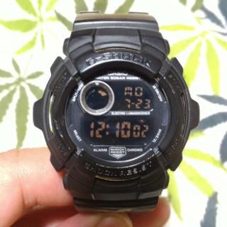 ジーショック(G-SHOCK)のCASIO G-shock g-2000 リアルブラックシリーズ(腕時計(デジタル))