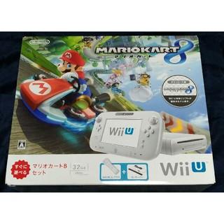 Wii U - Wii U マリオカート8セット
