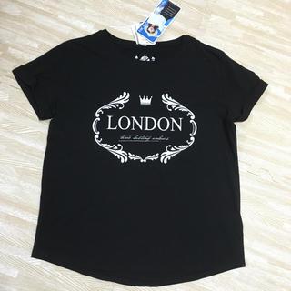 シマムラ(しまむら)の新品タグ付き HK WORKS LONDON Tシャツ(Tシャツ(半袖/袖なし))