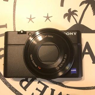 ソニー(SONY)のoby専用ソニーrx100 (コンパクトデジタルカメラ)