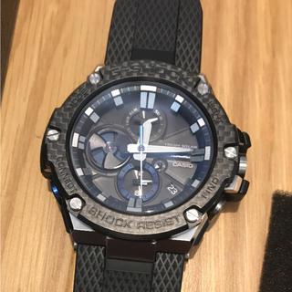 ジーショック(G-SHOCK)の専用 Gショック カーボン g-steel GST-B100XA-1AJF(腕時計(アナログ))