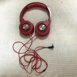 オーディオテクニカ(audio-technica)のAudio- technica ヘッドホン(ヘッドフォン/イヤフォン)