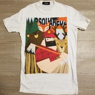 ディースクエアード(DSQUARED2)のDSQUARED2 2017AW Tシャツ S(Tシャツ/カットソー(半袖/袖なし))