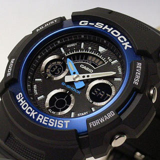 ジーショック(G-SHOCK)の《中古、送料込み》カシオGショック アナログ・デジタル腕時計 CASIO(腕時計(アナログ))