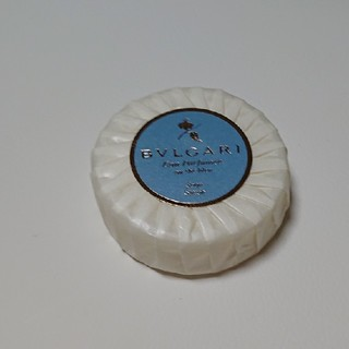 ブルガリ(BVLGARI)の新品 BVLGARI ソープ(ボディソープ / 石鹸)
