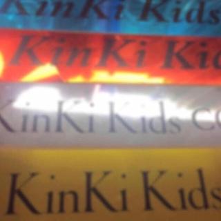 KinKi Kids 銀テ(アイドルグッズ)