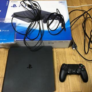PlayStation4 - 美品 PS4 本体 CUH2000A 500ギガ  プレステ4