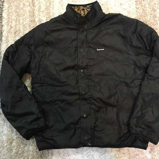 シュプリーム(Supreme)のSupreme Reversible Fleece Jacket 黒M(ブルゾン)