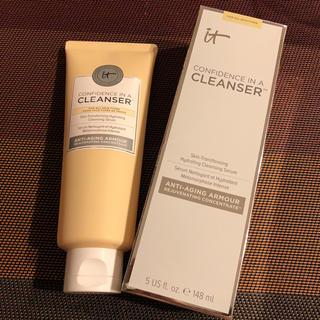 セフォラ(Sephora)のIt Cosmetics イットコスメティクス 洗顔フォーム クレンザー 新品(洗顔料)