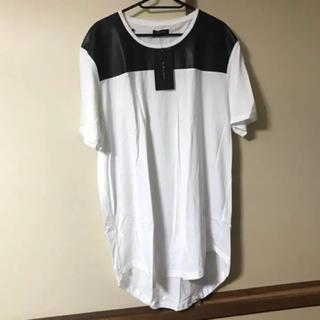 ザラ(ZARA)のメンズ Tシャツ(Tシャツ/カットソー(半袖/袖なし))