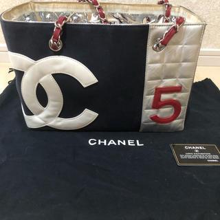 CHANEL - お値下げ CHANEL チェーン トート NO5