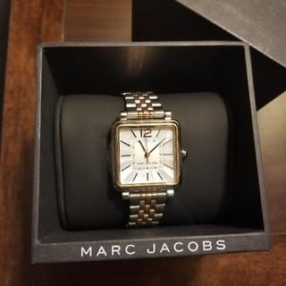 マークバイマークジェイコブス(MARC BY MARC JACOBS)のマークバイジェイコブスMarc by Jacobsスクウェアフェイス 腕時計♡(腕時計)