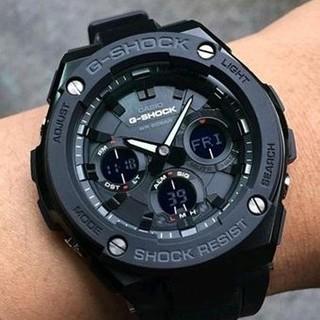 ジーショック(G-SHOCK)の日本国内正規品 G-SHOCK GST-300 ソーラー電波時計(腕時計(アナログ))