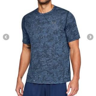 アンダーアーマー(UNDER ARMOUR)の新品★アンダーアーマーTシャツ★XXL(Tシャツ/カットソー(半袖/袖なし))