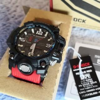 ジーショック(G-SHOCK)のカシオG -SHOCK GWG-1000RD RESCUE RED 限定 新品(腕時計(アナログ))