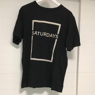 サタデーズサーフニューヨークシティー(SATURDAYS SURF NYC)のサタデーズ  Tシャツ メンズ 半袖(Tシャツ/カットソー(半袖/袖なし))