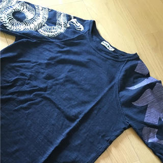 和柄 Tシャツ ハブボックス(Tシャツ/カットソー(半袖/袖なし))