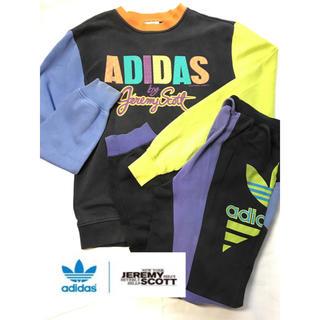 アディダス(adidas)の【adidas】コラボ JEREMY SCOTT セットアップ Mサイズ(スウェット)