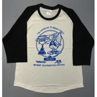 アメカジ 世田谷ベース系 七分袖ラグラン utn32(Tシャツ/カットソー(七分/長袖))