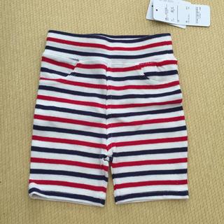 シマムラ(しまむら)の【新品】半ズボン 80(パンツ)