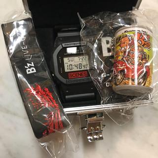 ジーショック(G-SHOCK)のB'z Gショック(腕時計(デジタル))