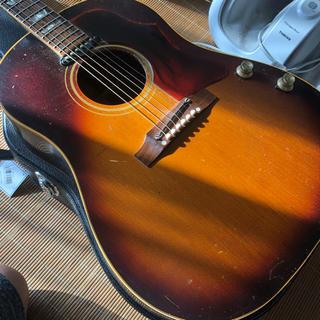 ギブソン(Gibson)の限定値下げ!gibson j-160e 68年製(アコースティックギター)