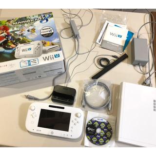 Wii U 本体 マリオカートセット スプラトゥーン付き