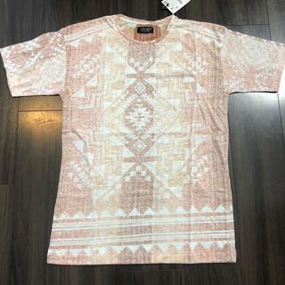 ザラ(ZARA)の新品タグ付き ザラ メンズ Tシャツ(Tシャツ/カットソー(半袖/袖なし))
