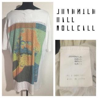 ジュヴェナイルホールロールコール(juvenile hall rollcall)のJUVENILE HALL ROLLCALLジュベナイル マルクスビッグTシャツ(Tシャツ/カットソー(半袖/袖なし))
