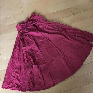 アリシアアダムスアルパカ(alicia adams alpaca)のアリシア レディース ロングスカート フリーサイズ(ロングスカート)