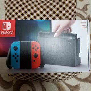 Nintendo Switch - ニンテンドースイッチ(ネオンカラー) 本体
