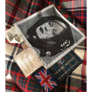 ヴィヴィアンウエストウッド(Vivienne Westwood)のレア 初期 マクドナルドタータンチェックスカート 旧ゴールドレーベルヴィンテージ(ミニスカート)