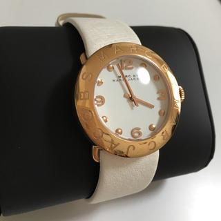 マークバイマークジェイコブス(MARC BY MARC JACOBS)のマークバイマーク ジェイコブス 腕時計 ピンクゴールド(腕時計)