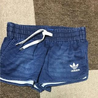 adidas - アディダス デニム柄ショートパンツ