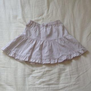 ジーユー(GU)のGU 120cm スカート(スカート)