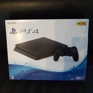 PlayStation4 - プレステ4 本体 新品 プレーステーション4