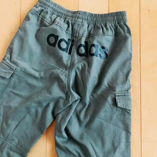 アディダス(adidas)のadidasアディダスハーフパンツ130(パンツ/スパッツ)
